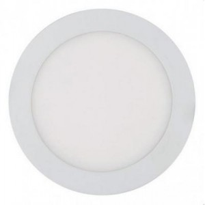 LED panel vestavný 18W 1480lm 220mm 230V CCD TEPLÁ